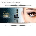 W-II Amino Long Lashes Solution 1 Botol Asli Ez Shop Tv Shopping Izin BPOM